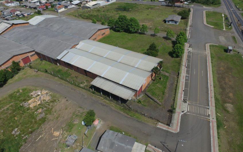 Barracão às margens BR116 | Venda