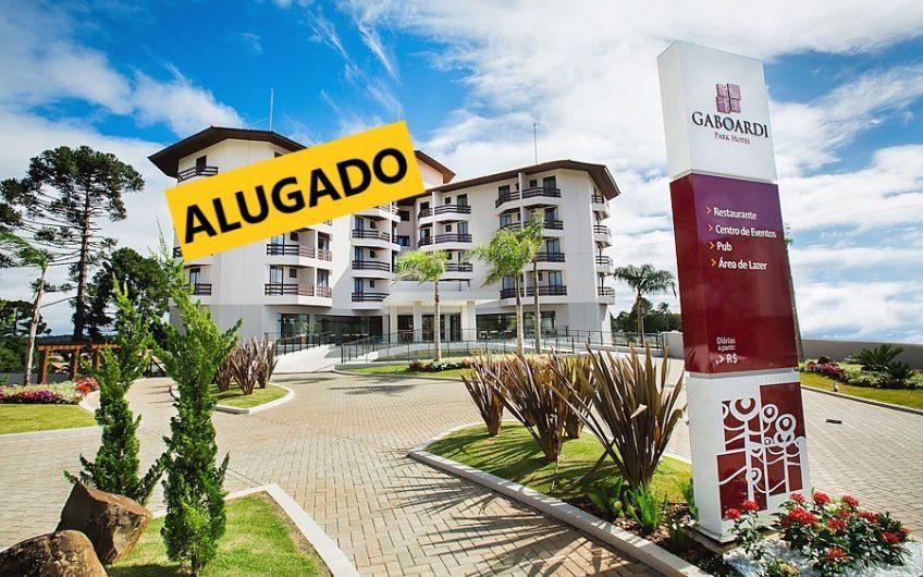 SALA COMERCIAL ANEXA GABOARDI PARK HOTEL  Locação Tropeiro